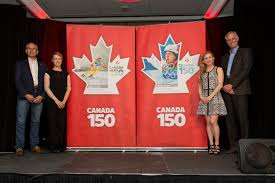 today show set new issue final two canada 150 stamps unveiled today as entire 10