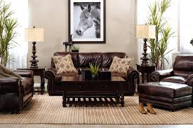 Living Room With Brown Leather Sofa Sofa Furniture La Z Boy Maverick Sofa Lazyboy Leather Sofa Lazy