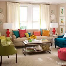 yellow livingroom living room decorating better homes and gardens bhg