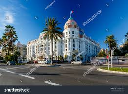 nice france november 6 luxury hotel stock photo 137380721