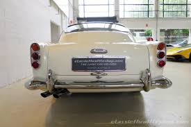 vintage aston martin white 1962 aston martin db4 series iv desert white classic throttle shop