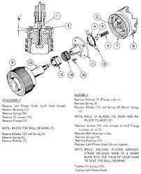 100 1952 4 cylinder continental engine manual bristol