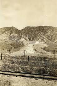 Los Angeles Aqueduct Map by Scvhistory Com Lw2186 Los Angeles Aqueduct Cascades 1914