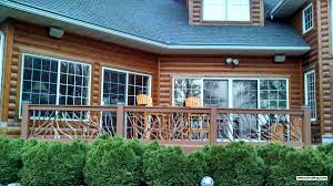 Decking Handrail Ideas Deck Railing Ideas For Your Home Find One For You Part 17
