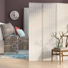 white room dividers you u0027ll love wayfair
