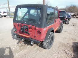 lj jeep for sale rebuildable jeeps