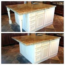 wood legs for kitchen island wood island legs whtvrsport co