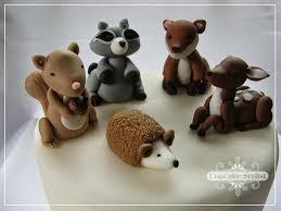 squirrel cake topper cupcake stylist april 2014