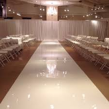 event high gloss floor runway event flooring