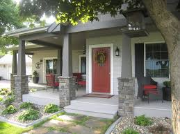 front porch ideas for red brick house and more best front porch