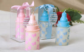 baby bottle candles buy free shipping baptism supplies lovely feeding bottle candle