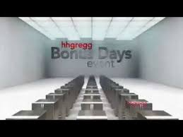 hhgregg black friday tv deals tv commercial spot h h gregg bonus days event black friday