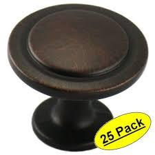 cosmas 5560orb oil rubbed bronze cabinet hardware round knob 1 1