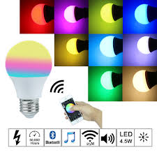 Led Lamp Light Bulbs by Compare Prices On Bluetooth Light Bulb Online Shopping Buy Low