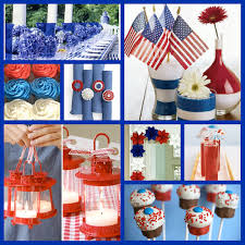 30 Homemade DIY 4th of July Decorations Decor Craft Ideas