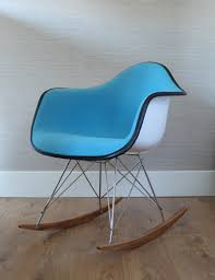 Eames Inspired Rocking Chair Colour Me Beautiful U2026setting The Cat Among The Pigeons U2013 Ca Design