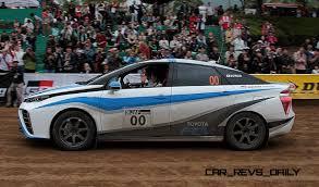 toyoda car 2016 toyota mirai rally car