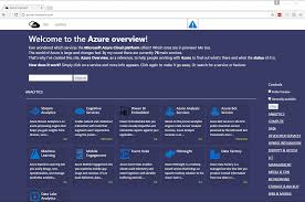 Azure Overview by How To Stay Up To Date With Microsoft Azure