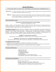Sample Resume Objectives General download resume objective examples for students