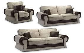Beige Fabric Sofa Piece Fabric Sofa Suite