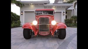 1952 Ford Truck Vintage Air - 1933 ford pickup truck custom rod for sale by auto europa
