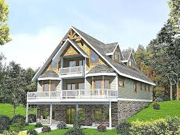 sloping lot house plans house plans for sloping lots sloping lot house plans modern with
