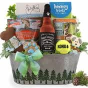 dog gift baskets gourmet dog gifts and dog gift baskets from bisket baskets and more