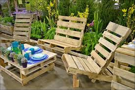 patio furniture with pallets best outdoor furniture made from pallets all home decorations