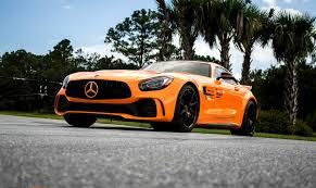 mercedes amg orange hello pumpkin renntech takes the mercedes amg gt r to 761 hp