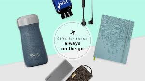 gifts for gift guide for who are always on the go