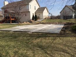 backyard indoor and outdoor basketball courts sport court clipgoo