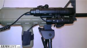 ak 47 laser light combo armslist for sale new customized s w m p 15 ar 15 magpul edition