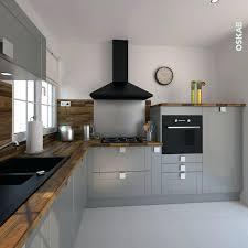 implantation cuisine ouverte plaque cuisine inox cuisine ouverte grise et classique