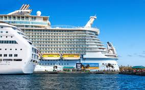 Royal Caribbean Harmony Of The Seas by World U0027s Biggest Cruises Ship Completes First Trial Travel Leisure