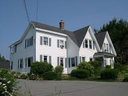 Vacation Homes Bar Harbor Maine - large charming bar harbor ocean view homeaway hulls cove