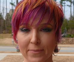 coloring pixie haircut touch front hair strs this pixie hairstyle for red medium hair