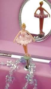 Childrens Music Boxes Emily Ballerina Musical Jewellery Box Ballet Dancer Music Boxes