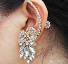 earring styles discount one ear earring style 2017 one ear earring style on