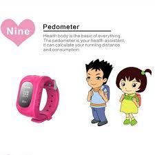 children s gps tracking bracelet children s smart kid safe wristwatch gps locator tracker