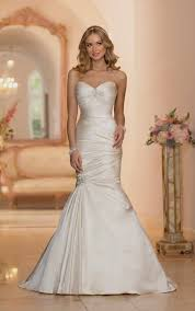 fit and flare wedding dress naf dresses