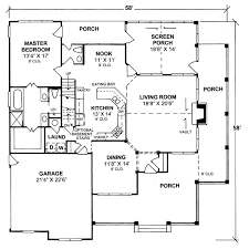 house plan 68176 at familyhomeplans com