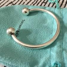 tiffany wire bracelet images 24 off tiffany co jewelry tiffany ball wire bracelet from jpg