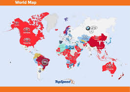 Tesla Supercharger Map Tesla Motors Inc Rules China In Google Searches