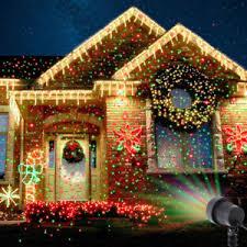 Outdoor Projector Lights Laser Light Projection Outdoor Laser Projector