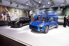 porsche macan 2013 2015 porsche macan unveiled 2013 los angeles auto show youtube