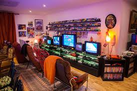 Cool Room Setups Setup Gaming Room Best My Gaming Setup Zoostorm Gaming Pc Room