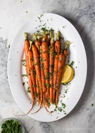 maple glazed carrots jonathan stiers
