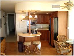 Dining Room Kitchen Ideas Dining Room Brown Solid Wood Kitchen Cabinets For Small