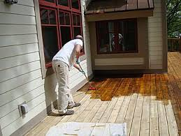 Homemade Wood Stain Learn To Make Natural Stain At Home by How To Stain A Wood Deck