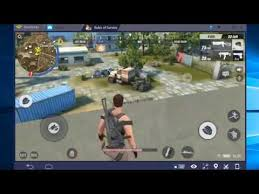 bluestacks joystick settings how to play rules of survival on pc keyboard mouse mapping with